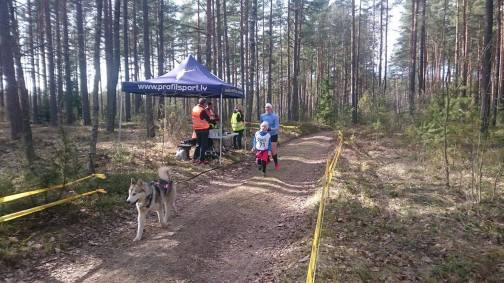 Hendrik ja Genka racedog 2016
