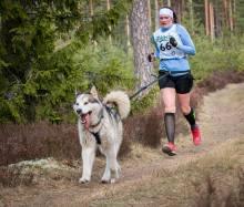 Marit ja Barny Racedog 2016