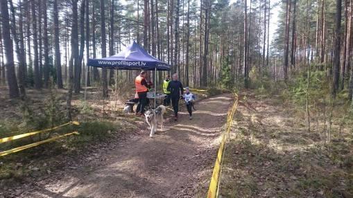Randel ja Barny racedog 2016